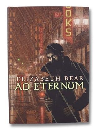 book cover of Ad Eternum