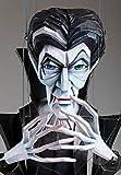 Vampire Barnabas January Czech Handmade Marionette Puppet