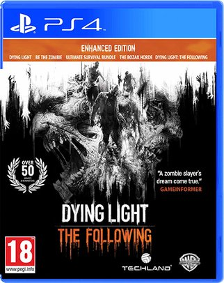 Dying Light: The Following - Enhanced Edition ( Sony PS4 )