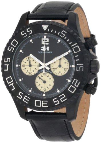 Cocotina Men S Fashion Leather Band Wrist Watch Quartz Watch
