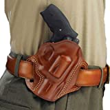 Galco Combat Master Belt Holster for Glock 19, 23, 32