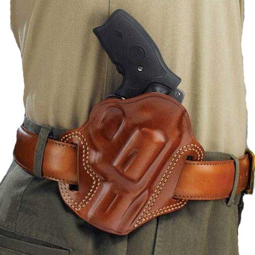 Combat Glock Holster (Galco Gunleather Combat Master Belt Holster for Glock 17, 22, 31 (Tan, Left-hand))
