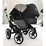 Bugaboo Donkey Sun Canopy, Off White (Discontinued by Manufacturer)