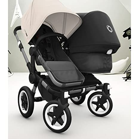 Amazon.com: Bugaboo Burro Sun Canopy, Blancuzco: Baby