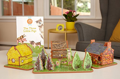 Storytime Toys The Three Little Pigs Storybook And Play