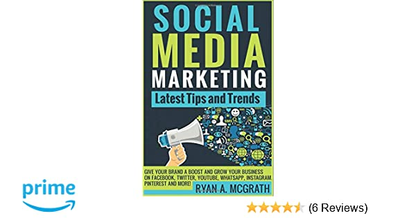 5f85b57b02 SOCIAL MEDIA MARKETING  Latest Tips and Trends  Give your brand a boost and  grow your business on Facebook