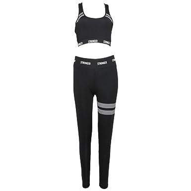 Amazon.com: Fulision - Conjunto de chaleco y pantalones de ...