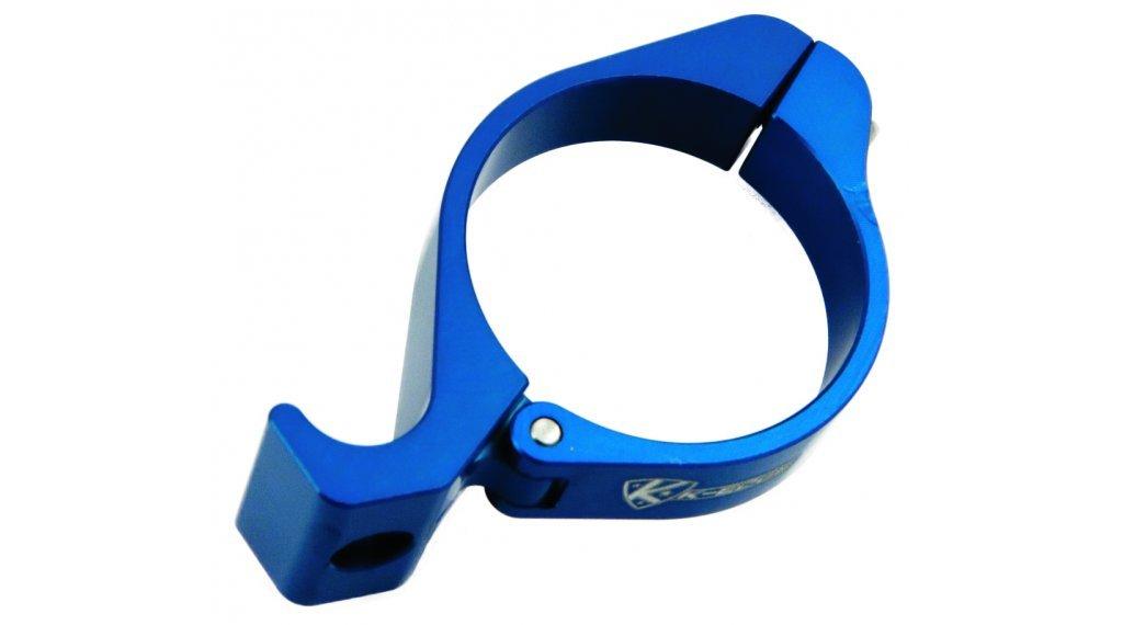 K-Edge Braze-on AdapterKit SL 31.8, Blue
