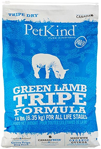 Petkind Tripe Dry Formula - Lamb - ()