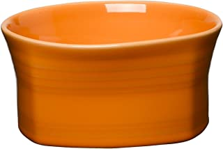 product image for Fiesta 19-Ounce Square Medium Bowl, Tangerine