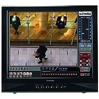 19 LCD Color Monitor, 1280X1024 Res @ 60/75HZ, 1X VGA, 1X Dvi and 2X Bnc