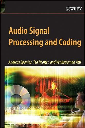 audio signal processing and coding spanias andreas painter ted atti venkatraman