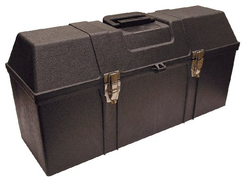 26' Portable Tool Box, Black
