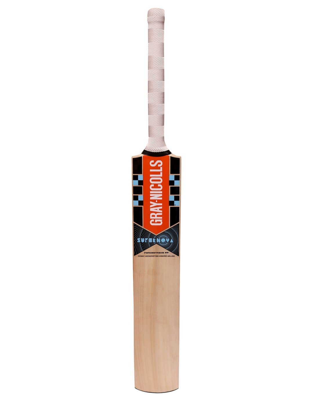 Amazon.com : Gray Nicolls Omega Blazer Kashmir Willow Cricket Bat (Short Handle) : Sports & Outdoors