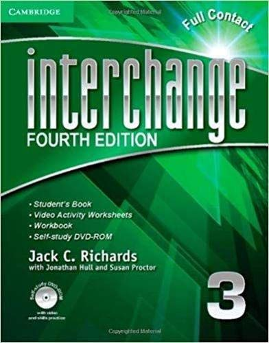 Interchange Level 3 Video (4th Edition)