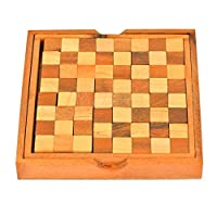 BRAIN GAMES Pento Chess Puzzle 9 Inch