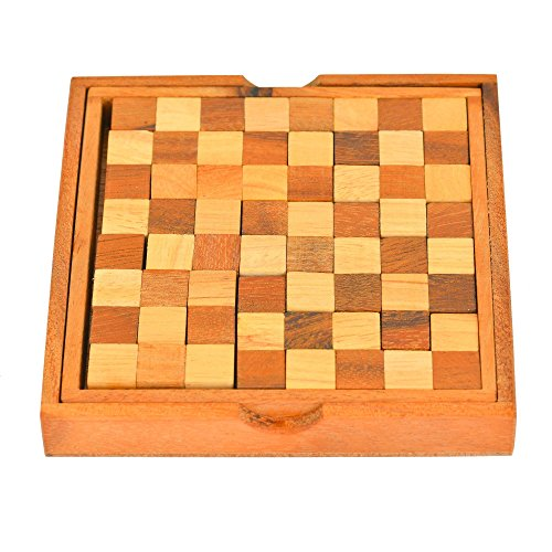 BRAIN GAMES Pento Chess Puzzle 5 Inch (International Beer Shipping)