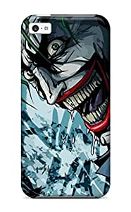 TYH - Best Shock-dirt Proof The Joker Case Cover For Iphone 5c 5540273K93321963 phone case