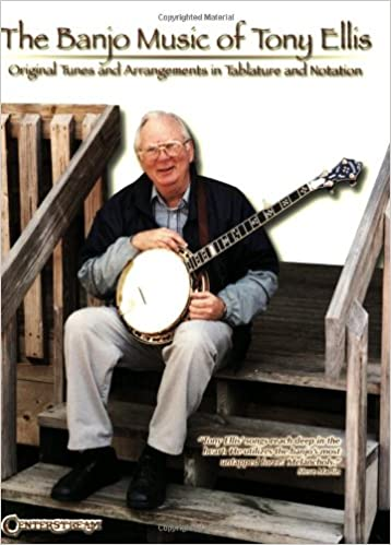 Amazon.com: The Banjo Music of Tony Ellis: Original Tunes and ...