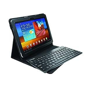 Kensington K39513ES - Funda para Samsung Galaxy Tab con teclado QWERTY Español, color negro