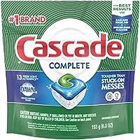 Cascade Complete, Detergente para Lavavajillas, 13 Fresh Scent Actionpacs, 193 g, Dawn (Presentación puede variar)
