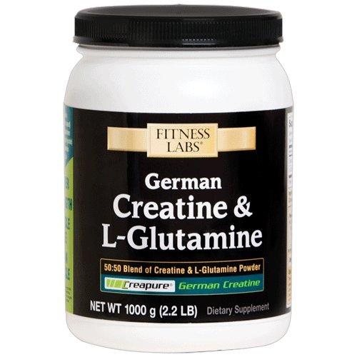 Creatine and L-Glutamine (Fitn...