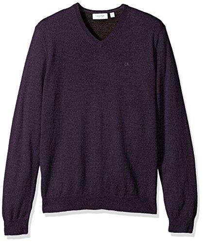 Purple Black Sweater - 6