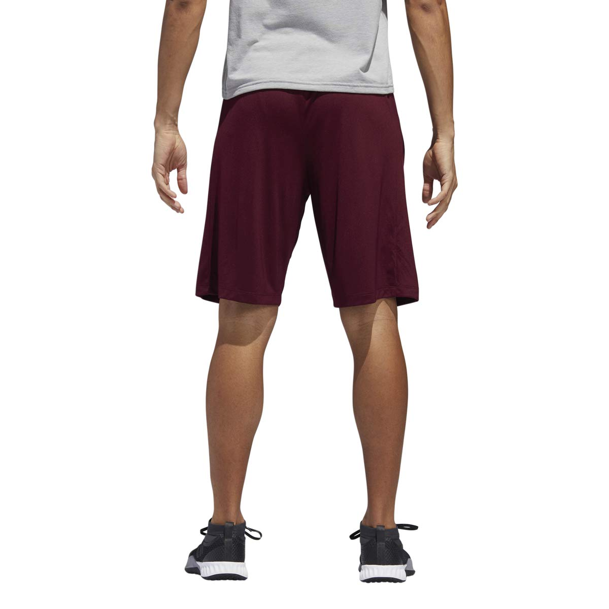 Maroon M adidas Speedbreaker Tech Court