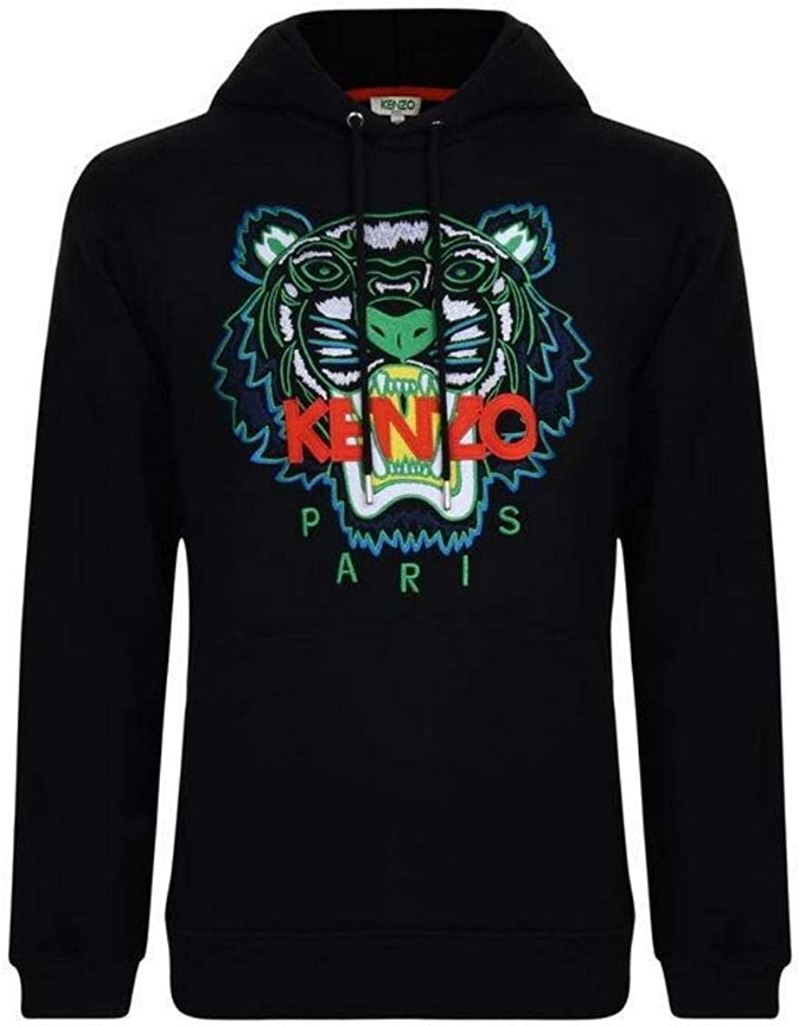 Dames: kleding KENZO Paris Sweater Embroidery Tiger Head For