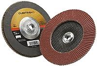 3M(TM) Cubitron(TM) II Flap Disc 967A, T27 Giant (Multiple Sizes and Grit Types)