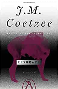 postcolonism in coetzee s novel disgrace In coetzee's novel 'disgrace' intricate aspects of postcolonial south africa are explored through power and identity the themes of power and identity in.