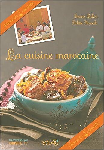 le grand livre de la cuisine marocaine pdf