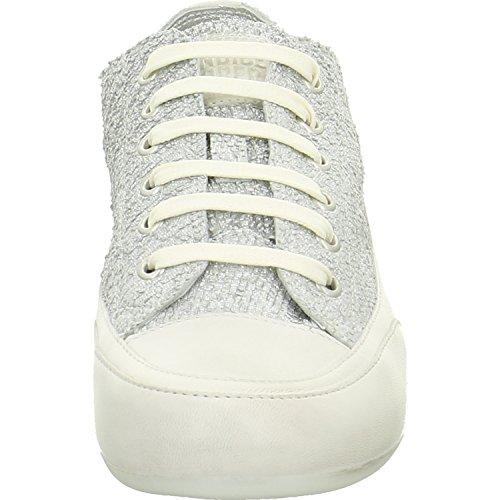 Candice Cooper Damen Opera Africana Sneaker Silber (argento)