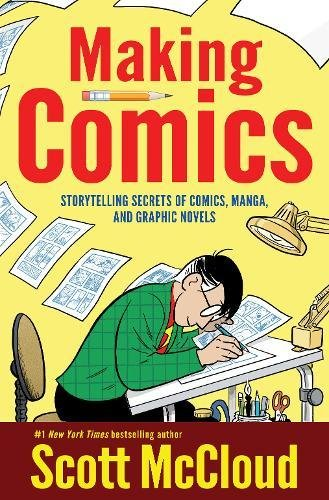 writing comic books