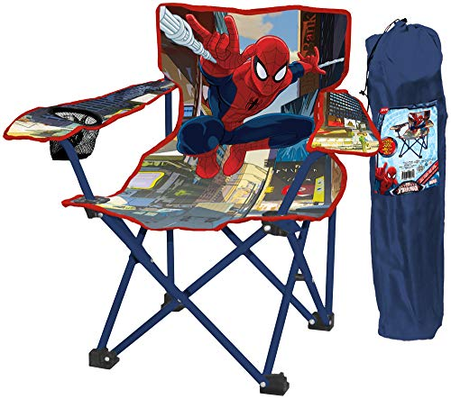 (Spiderman Kid's Camp Chair)