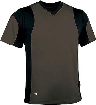 Cofra V080-03.Z/5 Java - Camiseta (talla XL), color marrón y negro: Amazon.es: Bricolaje y herramientas