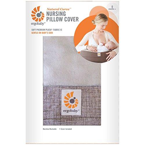 Ergobaby Natural Nursing Pillow Heathered product image