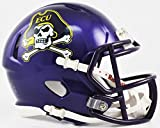 NCAA East Carolina Pirates Speed Mini Helmet
