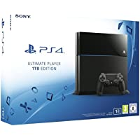 PlayStation 4 - Konsole Ultimate Player 1TB Edition [CUH-1216B]