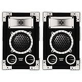 Acoustic Audio GX-350 PA Karaoke DJ Speakers 1000W 2 Way Pair