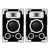 1000 watts home stereo - Acoustic Audio GX350 PA Karaoke DJ Speakers 2 Way Pair Stereo Home Audio