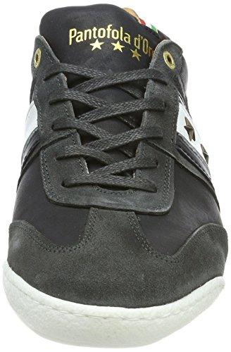 Pantofola dOro Grigio Imola dOro Sneaker Low Pantofola Shadow Dark Uomo BawFEd