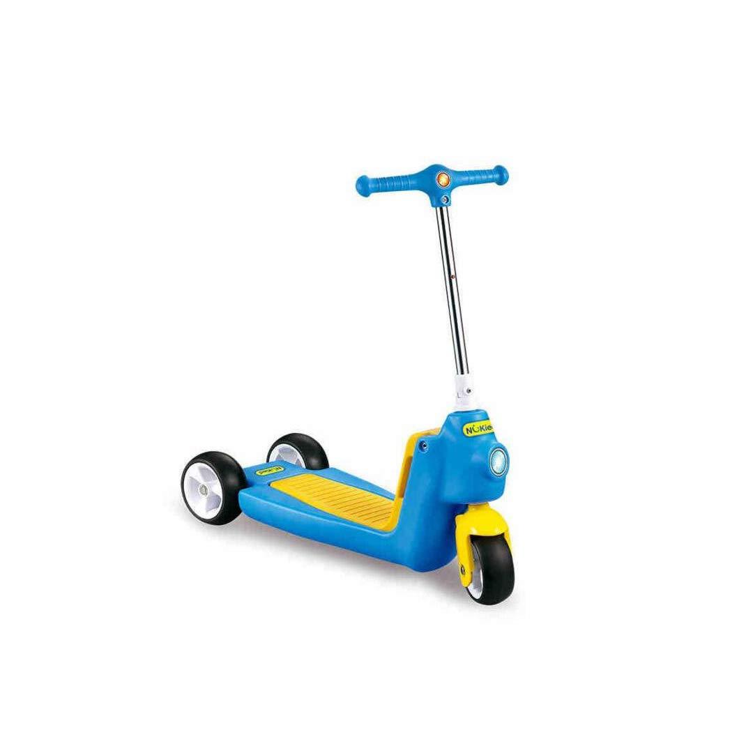【SEAL限定商品】 TLMYDD 子供のスクーター3ラウンドカエルベビーカー三輪自転車ベビースクータープーリーカー子供のおもちゃ、62.5×25.5×66センチ B07NRL3RQH 子供スクーター TLMYDD (色 : 青 Red) B07NRL3RQH 青 青, サガス:36b90cde --- a0267596.xsph.ru