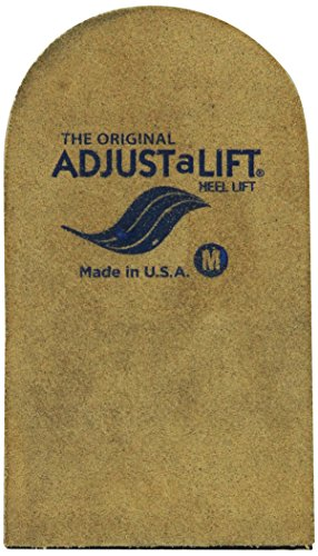 Adjust A Heel Lift, Medium (Pack of 2) ()