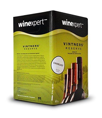 Home Brew Ohio B00DJFI064 FBA_4635294 Vintner's Reserve Diablo Rojo Wine Kit