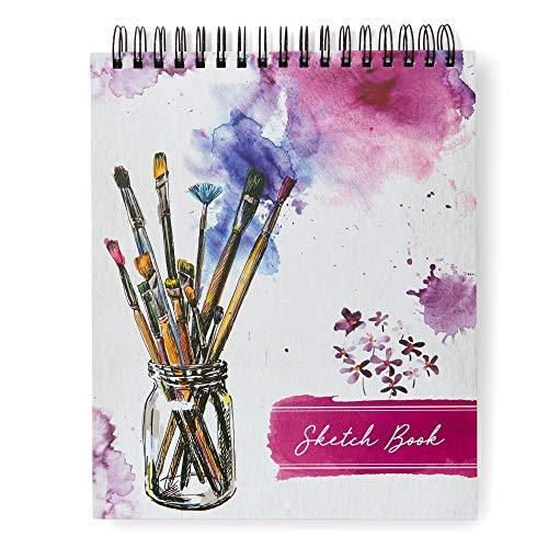 Tri-Coastal Design Sketch Book: Personalized Artist Sketchbook: Sketching,