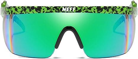HECHEN Gafas Deportivas Gafas Polarizadas Protección UV para Ciclismo Pesca Alpinismo Esquí, Unisex,C: Amazon.es: Deportes y aire libre