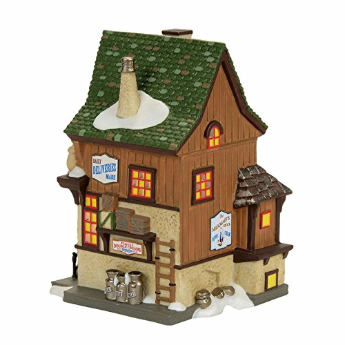 Department 56, Dickens Village Eight Milkmaids Crock