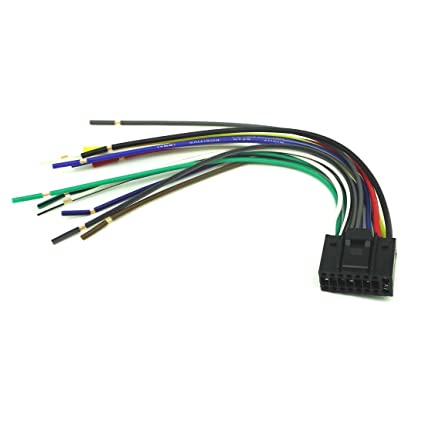 Amazon.com: ConPus 16-PIN Radio CAR Audio Stereo Wire ... on