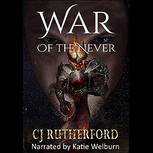 War of the Never Audiobook